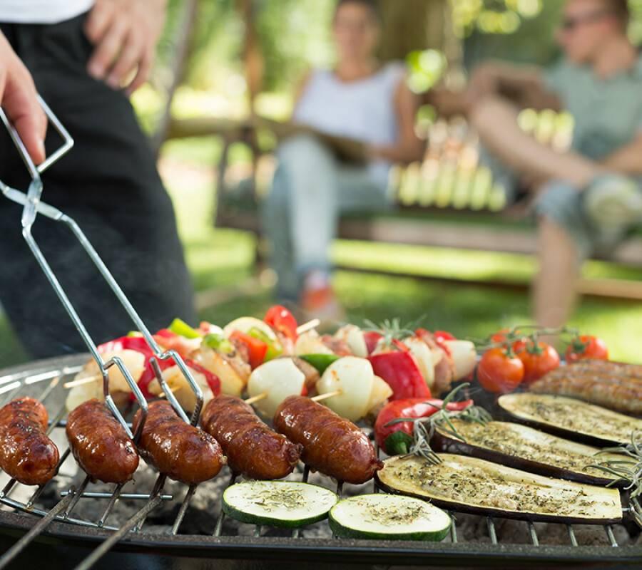 Doe het zelf Barbecueën