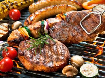 Barbecuefaciliteiten